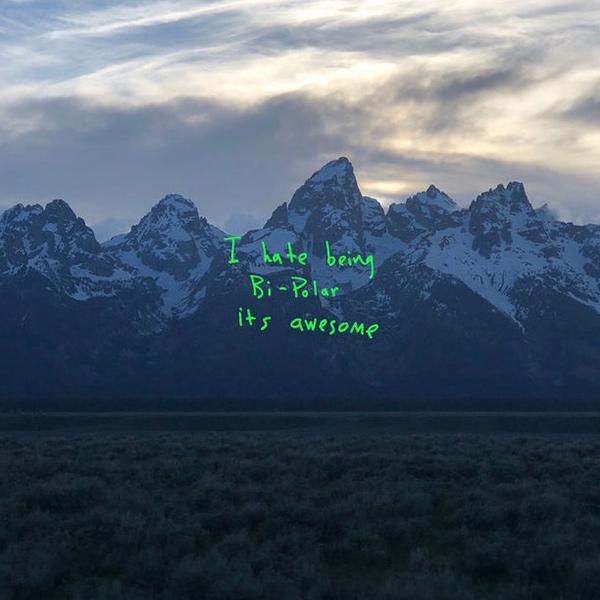 Kanye West Ye Cover