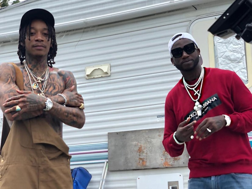 84e780248063 Gucci Mane & Wiz Khalifa Instagram Their Collab Intentions | HipHopDX