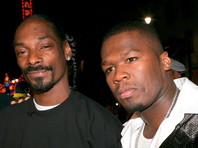 #IfSlaveryWasAChoice: Snoop Dogg & 50 Cent Whitewash Kanye West