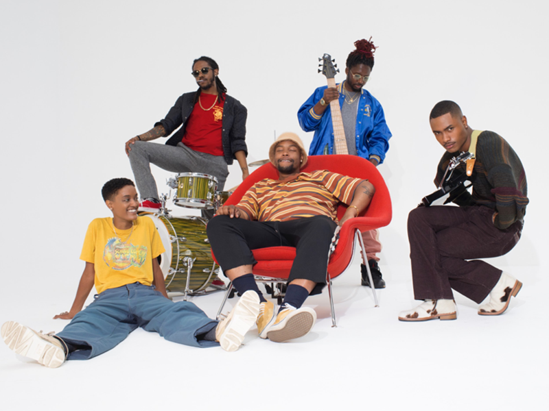 "The Internet Releases ""Hive Mind"" LP"