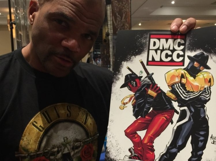 DMC Pens Men's Health Article On 25-Year Battle With Addiction