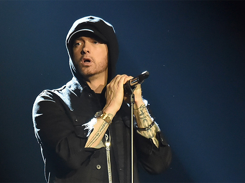 "Eminem's ""Kamikaze"" Surprise Turns Twitter Into A Madhouse"