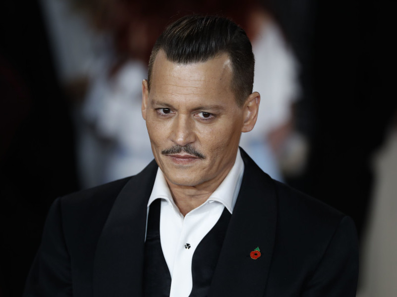 Johnny Depp Allegedly Wilded Out On Tupac & Biggie Thriller Set