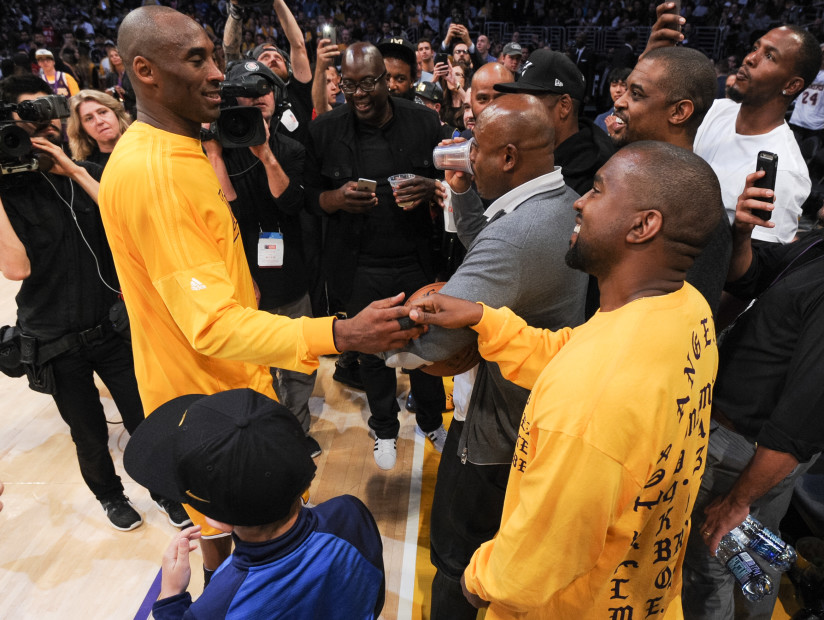 """Kobe Bryant Gives Honest Reaction To Kanye West's """"Slavery Is A Choice"""" Comments"""