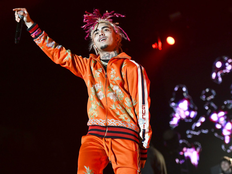 Lil Pump Kicked Off Flight After Drugs Allegedly Found In His Luggage