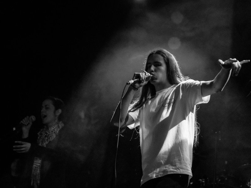 Rapper Activist Xiuhtezcatl Martinez Reveals Origins Of Shailene Woodley Collaboration