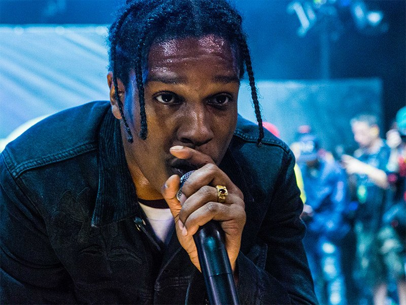 "A$AP Rocky Shuts Down Rumors He Leaked ""Adidon"" Intel To Pusha T"