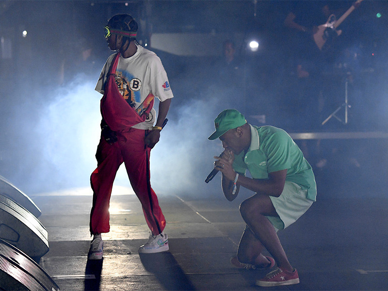 Tyler The Creator & A$AP Rocky Roast Each Other's Kicks On Instagram
