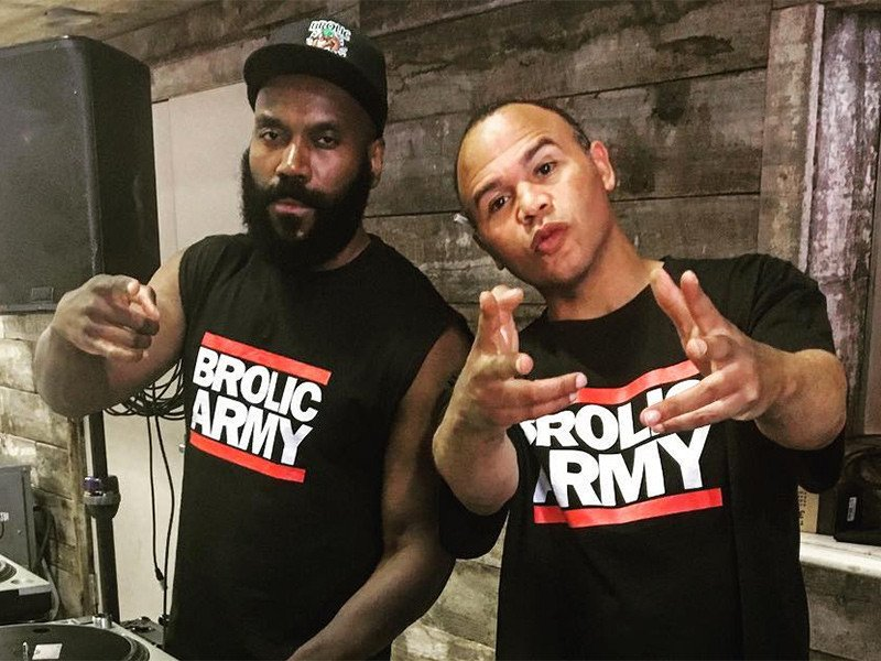 DJ Rob Swift & Mista Sinista Take Turntablism Back To Its Roots As Da Odd Couple