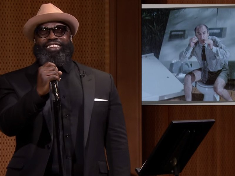 "Black Thought Raps Recap Of ""Jurassic Park"" Series"