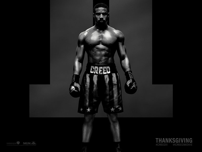 "Michael B. Jordan Power Punches In Official ""Creed II"" Trailer Powered By Kendrick Lamar Music"