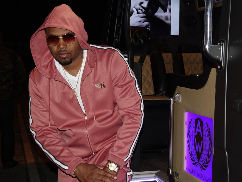"Watch Nas' ""Nasir"" Album Listening Party"