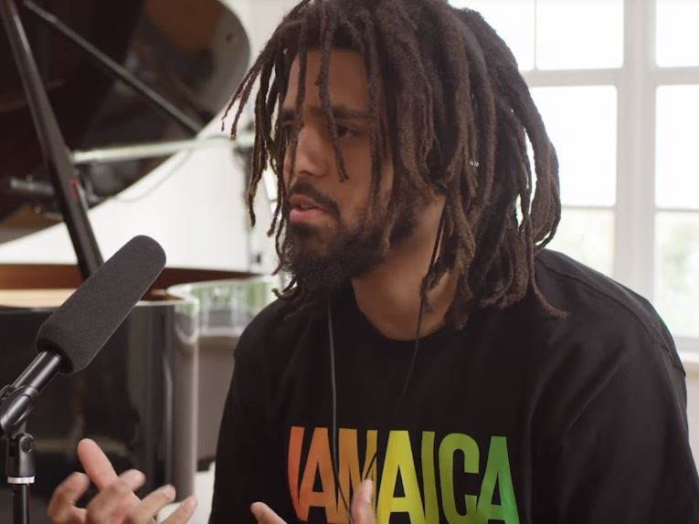 J. Cole's Forest Hills Drive Home Vandalized