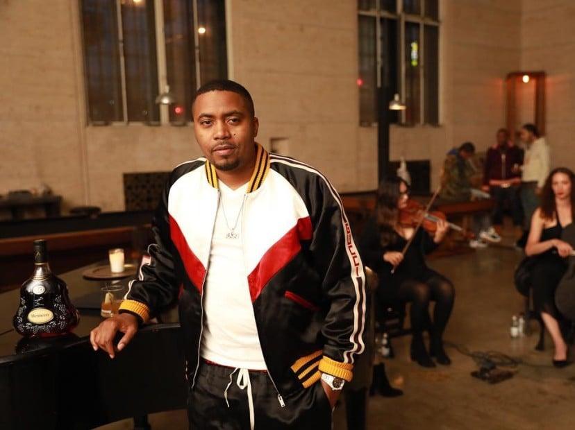 Hip Hop Week In Review: Nas Drops
