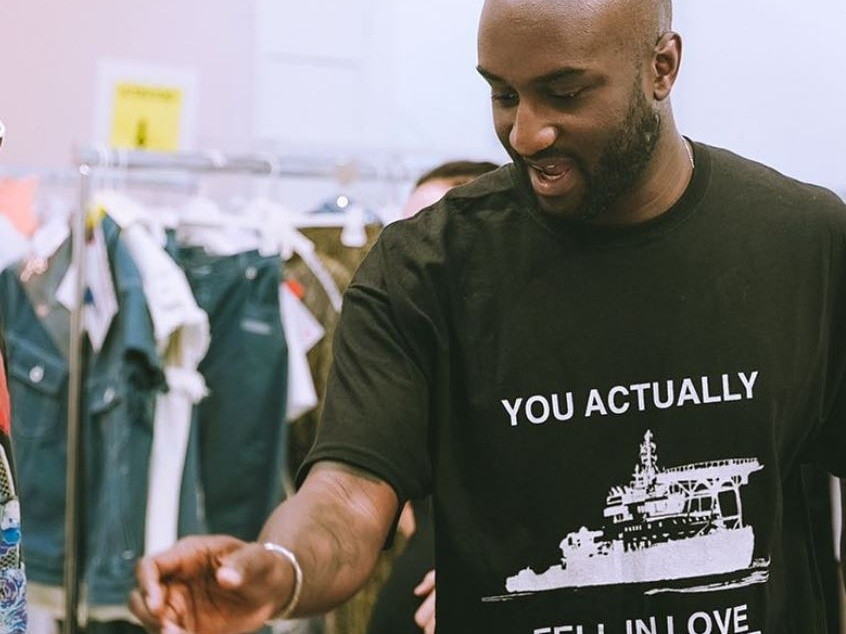 Virgil Abloh Curates Black History Month Playlist For Apple Music