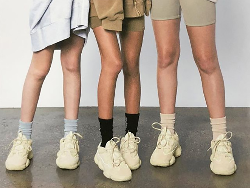 Kanye West Accused Of Ripping Off Artist For Yeezy Ad Campaign