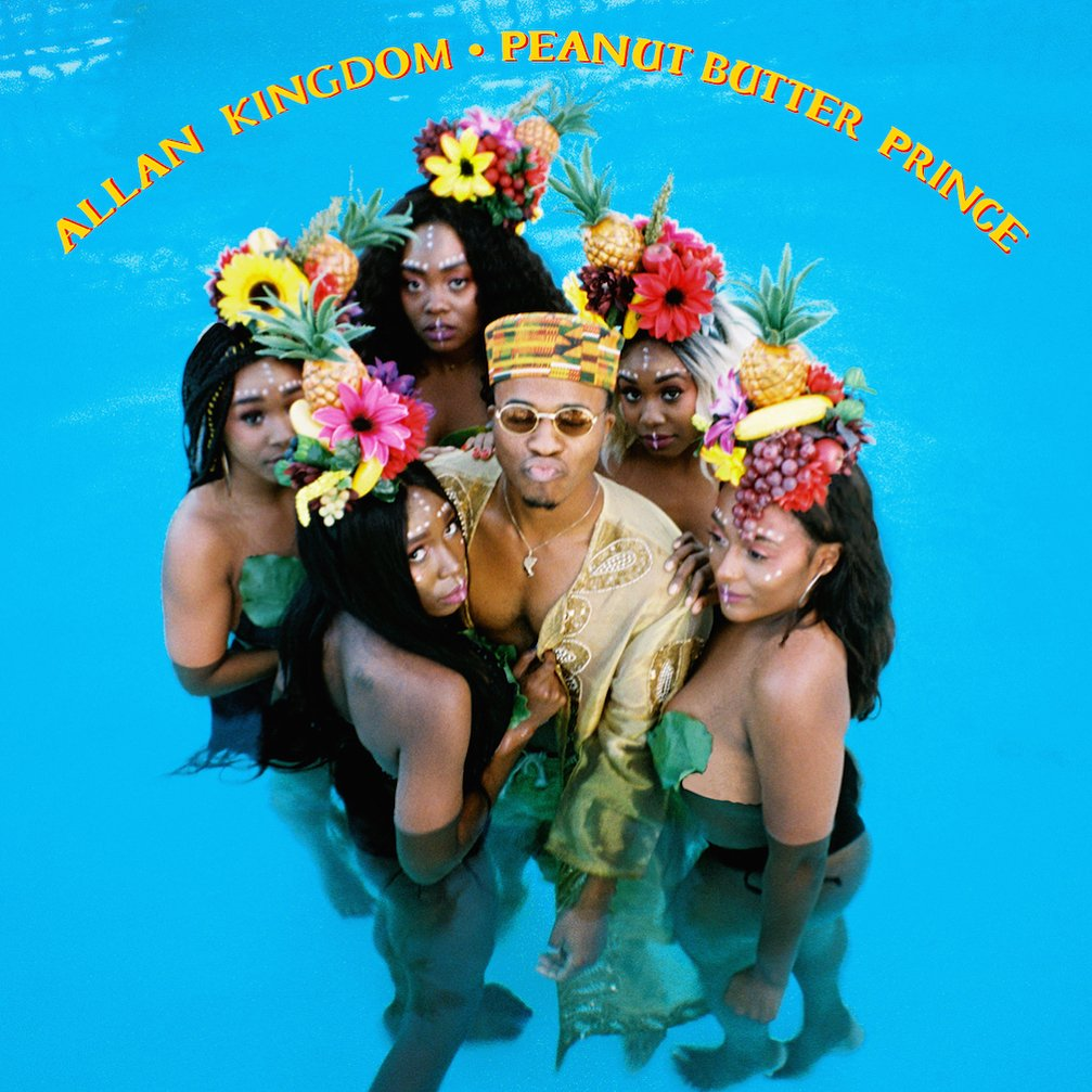 allan kingdom peanut butter prince ep cover art