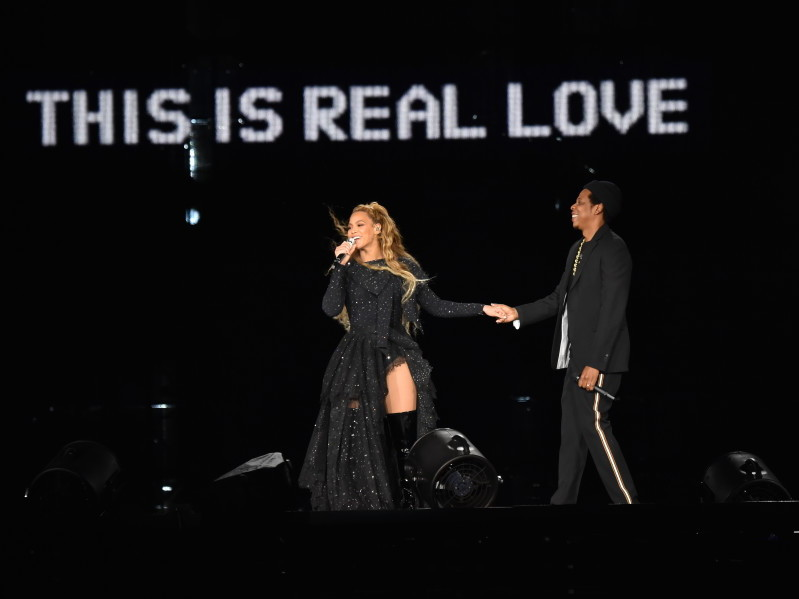 "JAY-Z & Beyoncé Release Surprise Album ""EVERYTHING IS LOVE"""