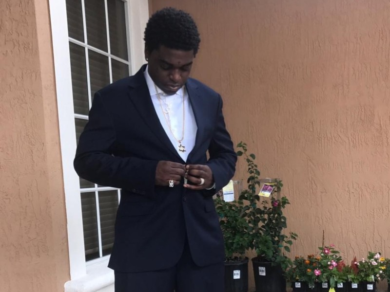 Kodak Black Is 1 Step Closer To Passing His GED Test