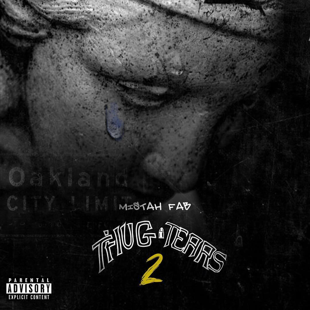 mistah fab thug tears cover art
