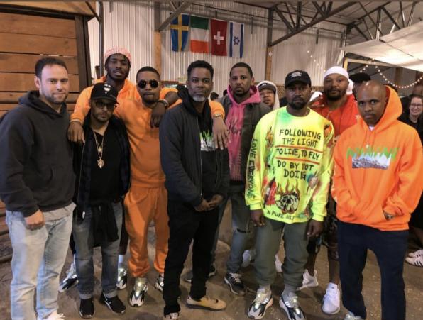 Kanye West Shares New Nas Album Tracklist