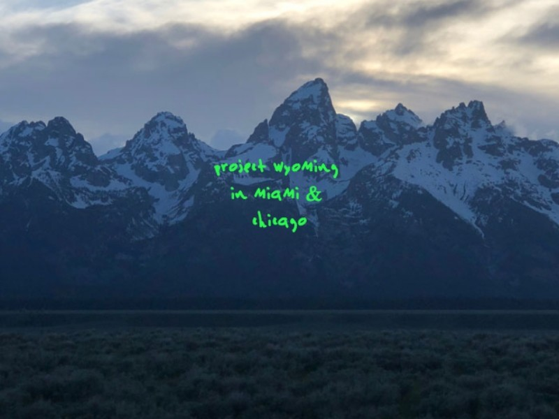 """Kanye West Recreates """"Ye"""" Listening Party At Project Wyoming Events In Miami & Chicago"""