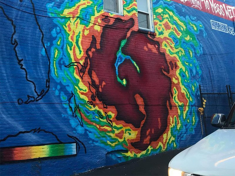 Wu-Tang Clan-Inspired Climate Change Mural Unveiled In Staten Island
