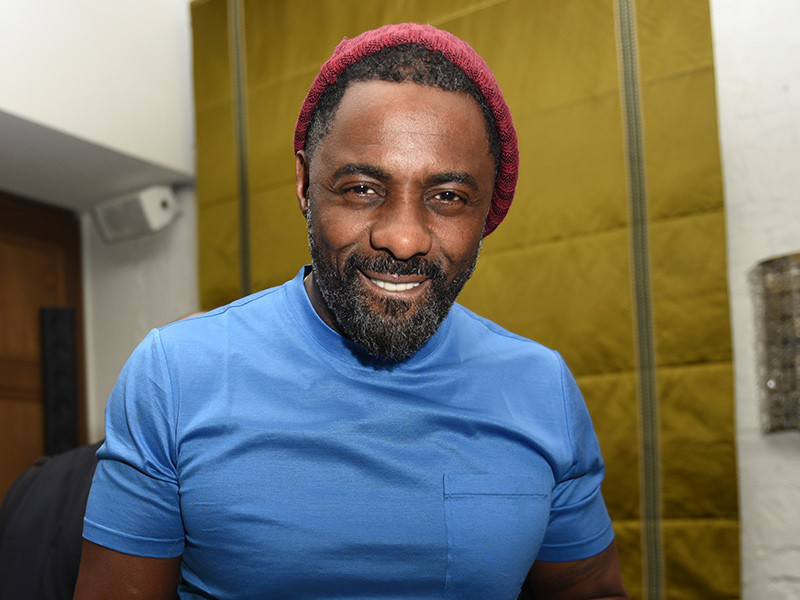 Idris Elba Launches 7Wallace Record Label