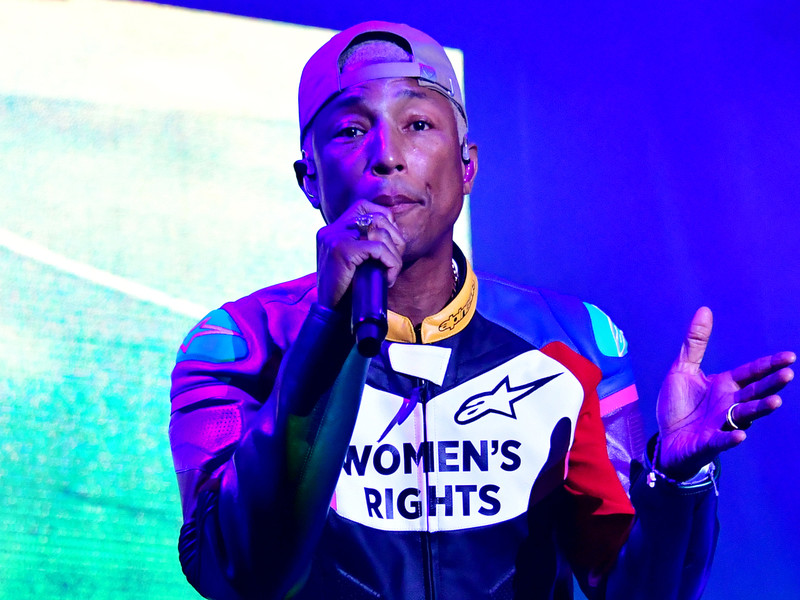 Pharrell Curates Spotify's Black History Is Happening Now Volume 2