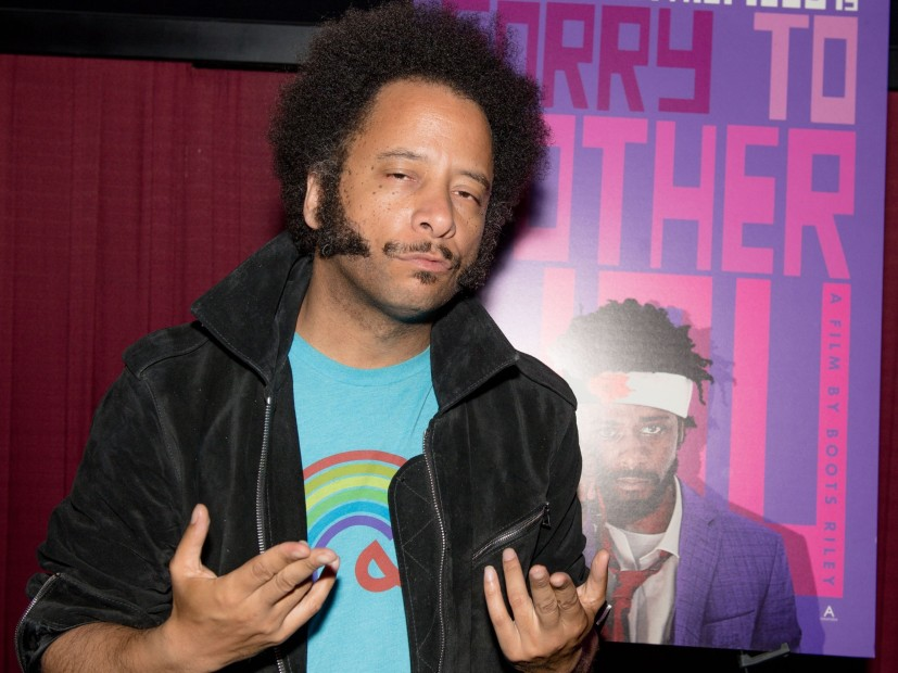 "From Snoop Dogg To Jordan Peele, People Love Boots Riley's ""Sorry To Bother You"" Film"