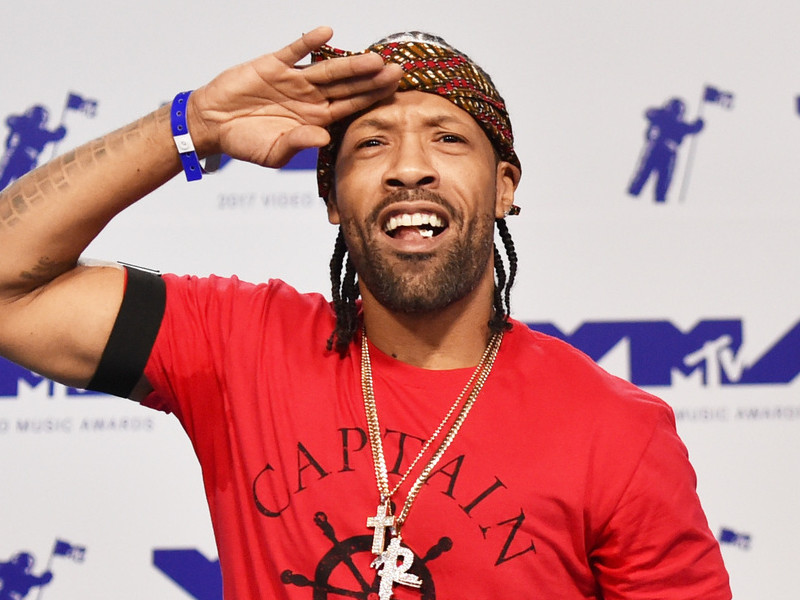 "Redman Teams With Jayceeoh For 1000Volts EP ""Power Up"""