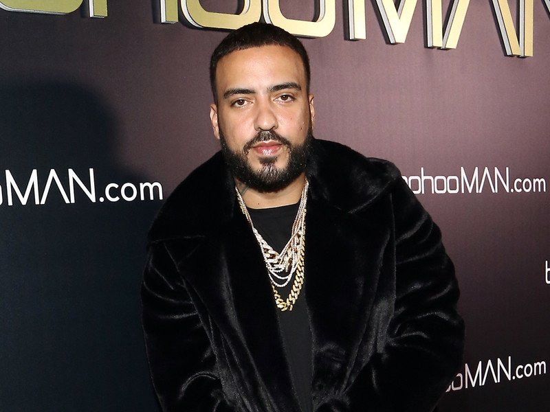 French Montana Spazzes In A Security Team After Sucker Punch Is Not Controlled