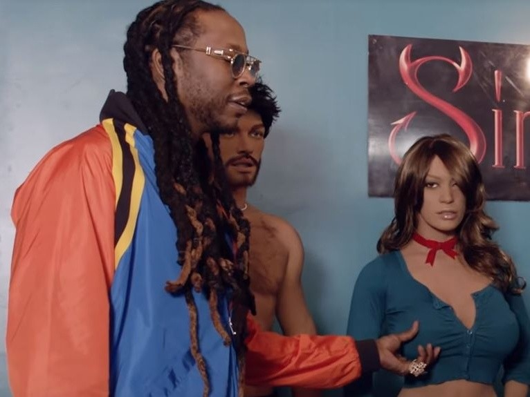 "2 Chainz Visits Sex Doll Workshop For ""Most Expensivest"""
