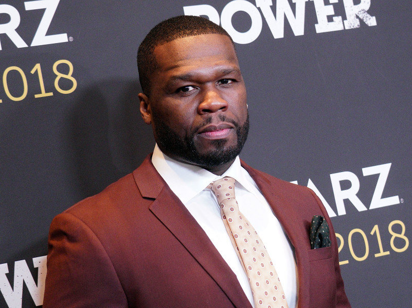 50 Cent Demands Justice For George Floyd