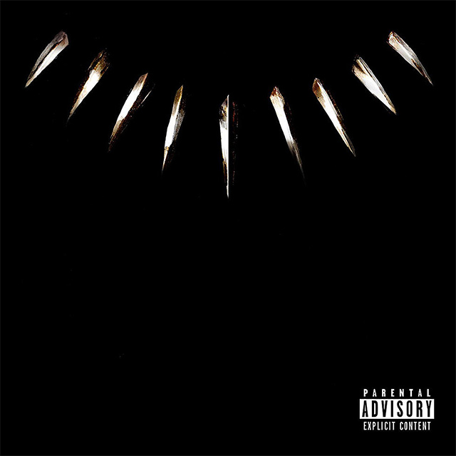 Mid-Year 2018 640 - Black Panther The Album