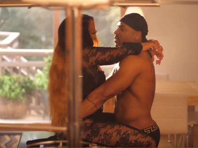 "Faith Evans & Stevie J Release Steamy Music Video For ""A Minute"""