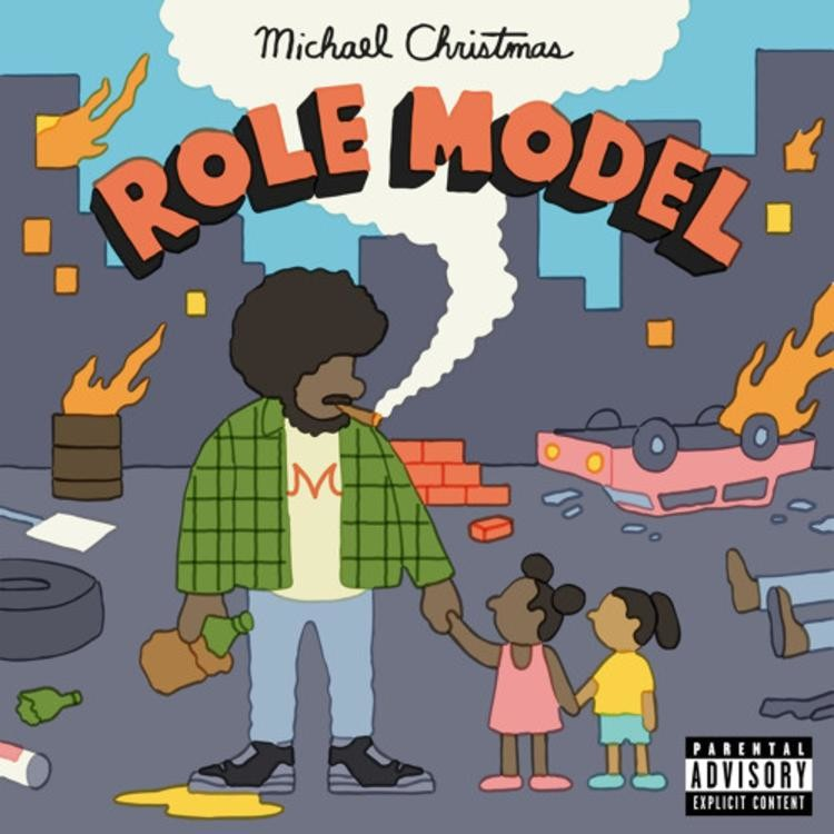 """Review: Michael Christmas' """"Role Model"""" Bursts With Personality & Quirk"""