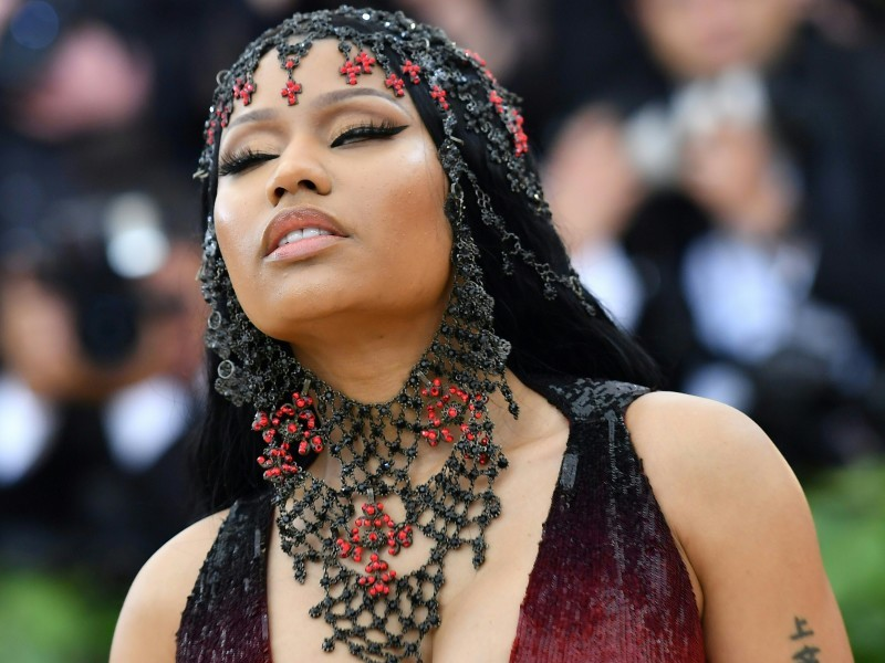 Nicki Minaj Fans Swarm Twitter & Turn #TeamMinajAwards Into A Worldwide Trend