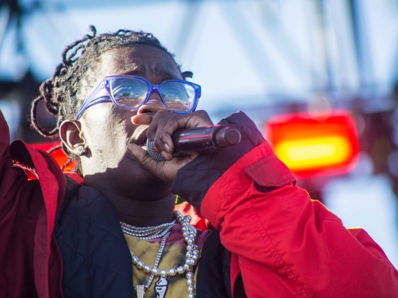 "Young Thug Posts Possible ""Slime Language"" Project Release Date"