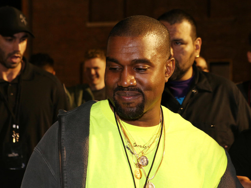Kanye West Receives Free Lifetime Membership From Pornhub
