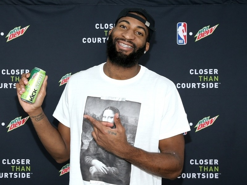 "Detroit Pistons' Andre Drummond Drops His Debut EP ""For Your Information"""