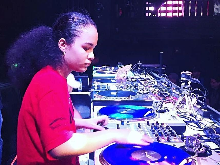 11-Year-Old DJ Kool Flash Makes History At 2018 DMC US Finals