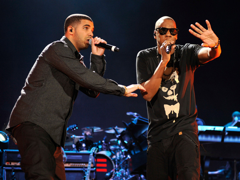 Drake Pulls Up On JAY-Z During OTR II In Detroit