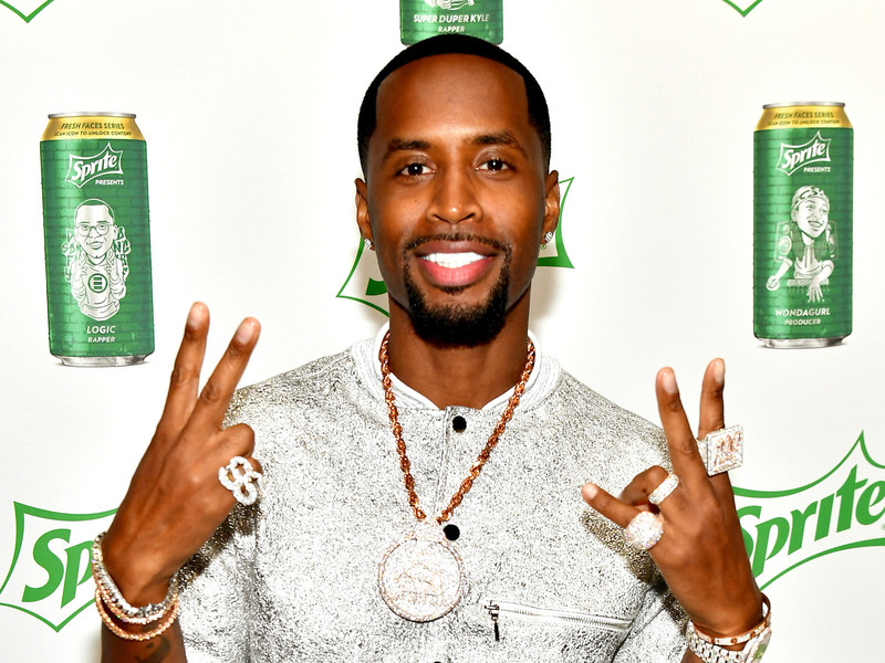 Safaree Claims He Got Book & Endorsement Deals After Nicki Minaj's Hairline Diss