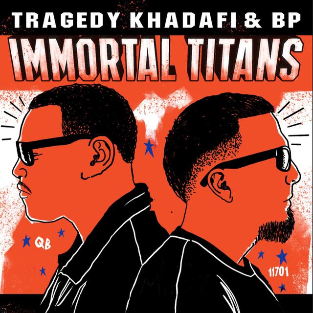 Tragedy Khadafi's Immortal Titans