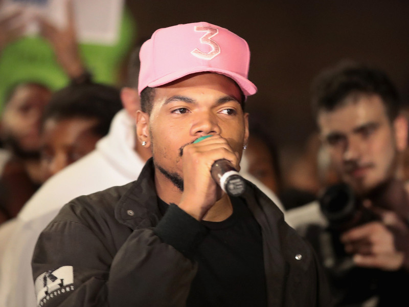 Chance The Rapper To Headline Spotify & Live Nation Urban's RapCaviar Live In Brooklyn