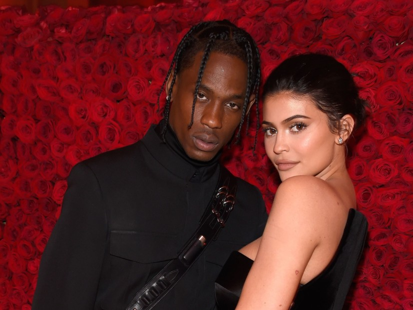 """Travis Scott Calls Kylie Jenner His """"Wife"""" During Houston Concert"""