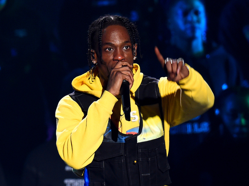 Travis Scott Flexes That 'Astroworld' Money & Cops $23.5M 'Modern Yacht' Mansion