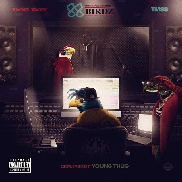 "Review: Doe Boy & TM88 Amp Up Ambition On ""88 Birdz"""