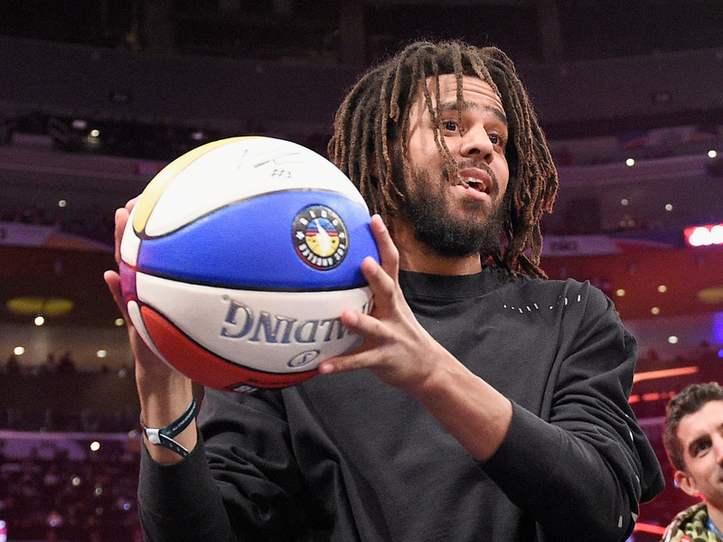 J. Cole To Perform At 2019 NBA All-Star Game Halftime Show